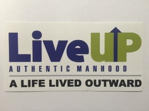 LiveUp outward